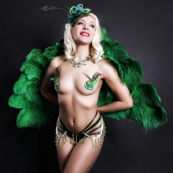 Burlesque Fotoshooting